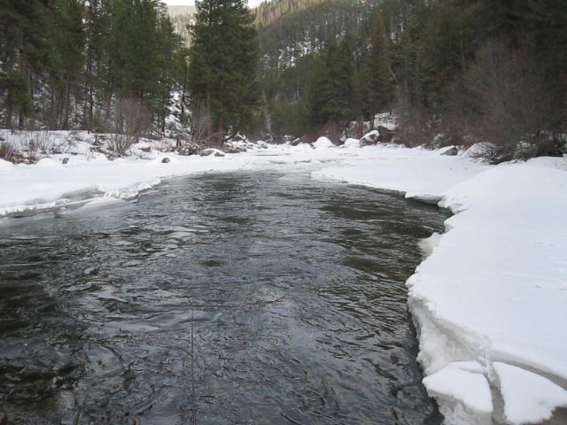 Rock Creek, Montana