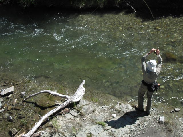 Mid Summer is A Great Time To Explore Private Ranch Waters