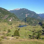 The Magic Waters Patagonia Lodge is Tucked in A Valley With 5 private lakes and ponds