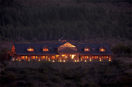 Carileufu River Lodge