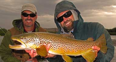 Montana fly fishing guide Brian McGeehan