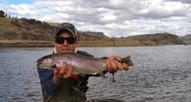 Jeff Grom Montana Fishing Guide