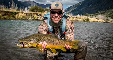 Bozeman fly fishing guide Hank Welles