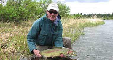 Scott Bohr Montana Fly Fishing Guide