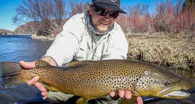 Bill Buchbauer Montana fishing guide