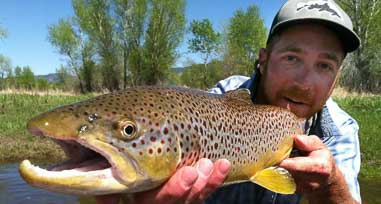 Jim Lioi Montana Fishing Guide