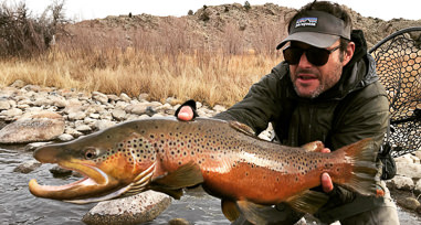 Ryan Nixon Montana Fishing Guide