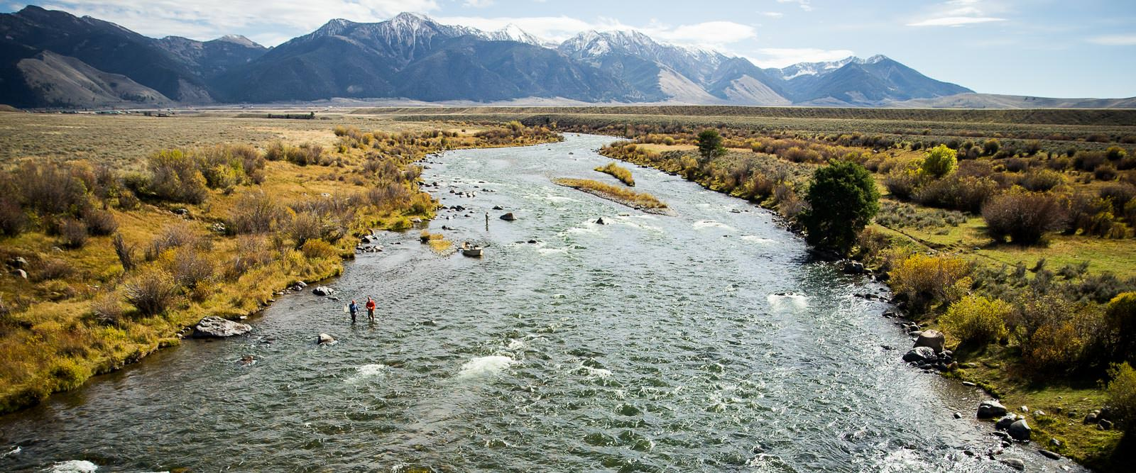 Montana Fly Fishing Trips | World Class Lodges & Expert Guides