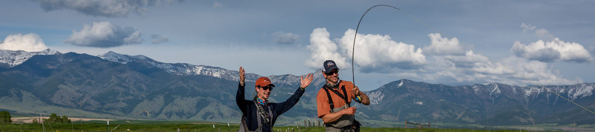 Big Sky fly fishing trips