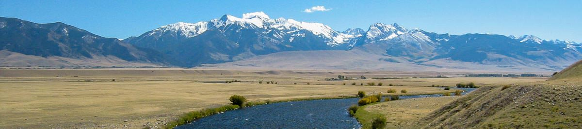Fly fishing Montana's wold famous Madison River