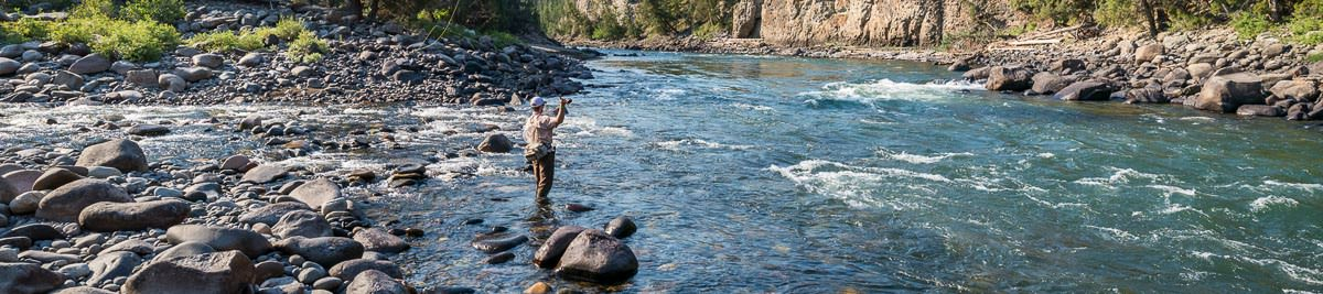 Gallatin river fly fishing guides trips lodges for Fly fishing vacation montana