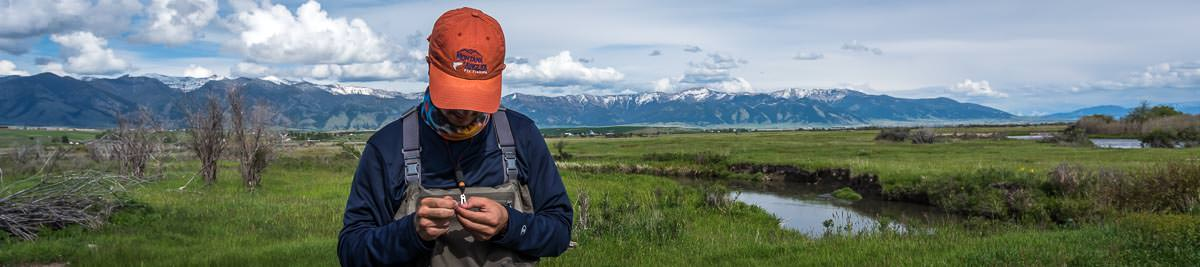 what to pack for a fishing trip to Montana
