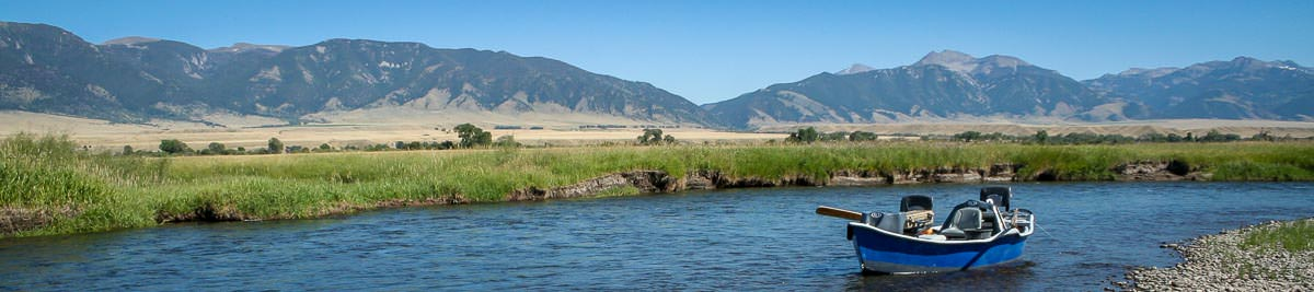Montana fishing rivers