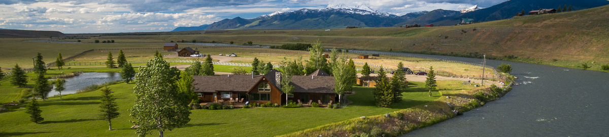 Montana Fly Fishing Lodge