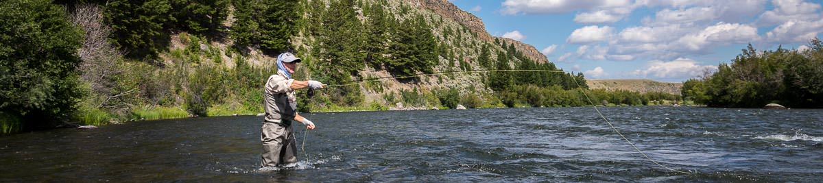 Upper Madison fishing report