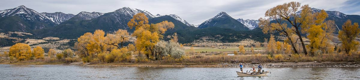 Yellowstone river fly fishing guides trips lodges near for Yellowstone river fishing