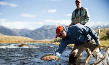 When is the best time to fly fish Montana