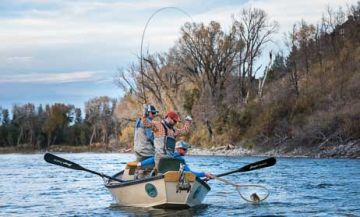 Big Sky fly fishing packages