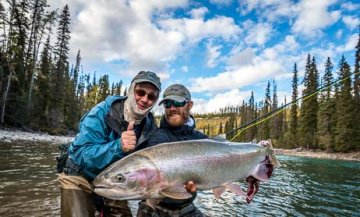 British Columbia Steelhead Fishing in Canada
