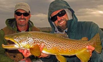 Half and full day fly fishing trips in Montana