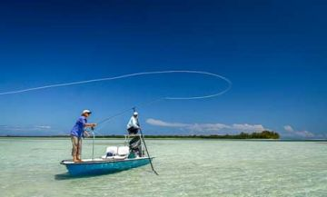 International hosted fly fishing trips