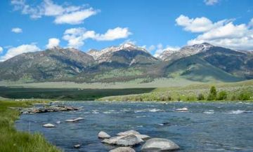Madison river fly fishing guides trips lodges montana for Private trout fishing in missouri