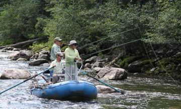 Montana fly fishing licenses