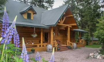 Montana fly fishing lodging