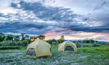 Montana fly fishing overnight trip