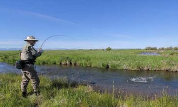 The best montana fishing rivers montana angler fly fishing for Private trout fishing in missouri