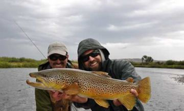 Montana Fly Fishing Trip Packages