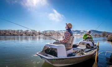 Montana blue ribbon fishing rivers