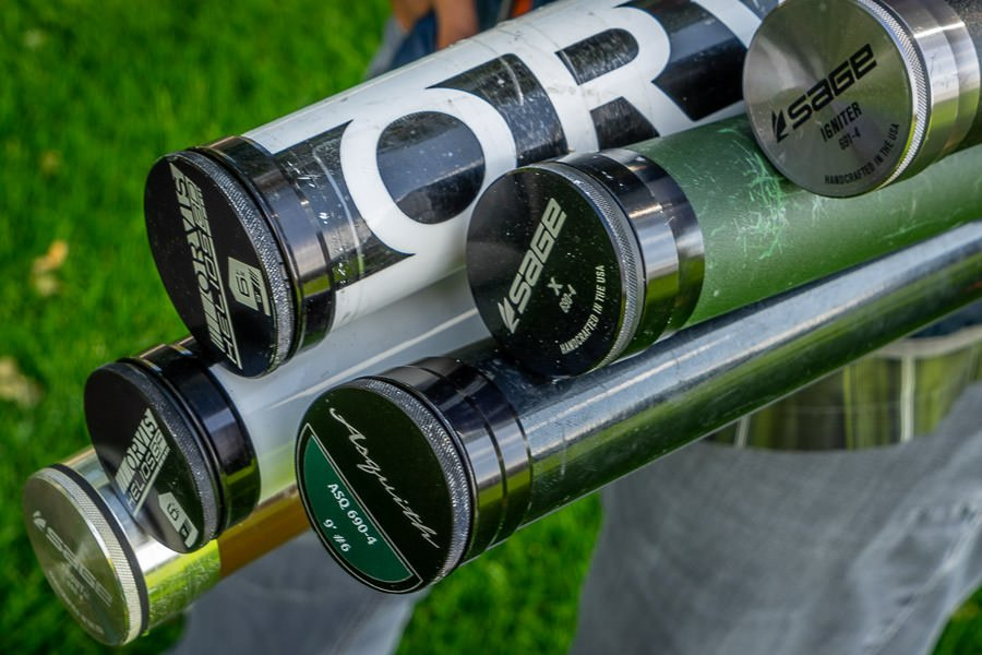 6 Weight Fly Rod Shoot Out