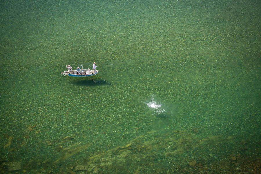 Argentina 2016 patagonia fishing trip report san martin for Fly fishing argentina