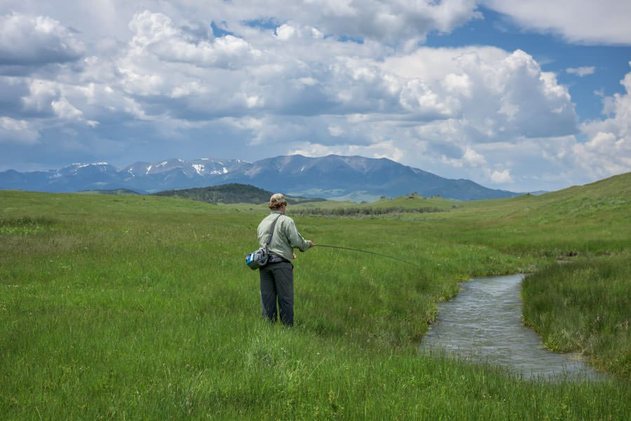 Fly Fishing Montana's Small Streams