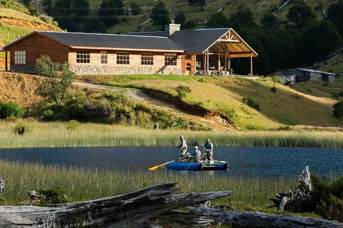 Magic Waters Lodge Chile