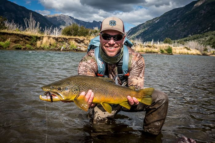 March 2015 patagonia fishing trip report part 1 magic for Fly fishing patagonia