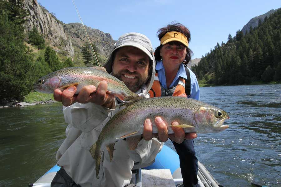 Smith river fly fishing trips montana angler for Montana fishing trips