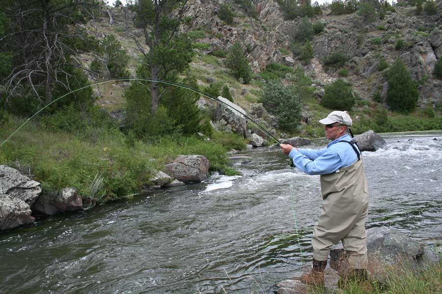 The best montana nymph fishing techniques montana angler for Fly fishing split shot
