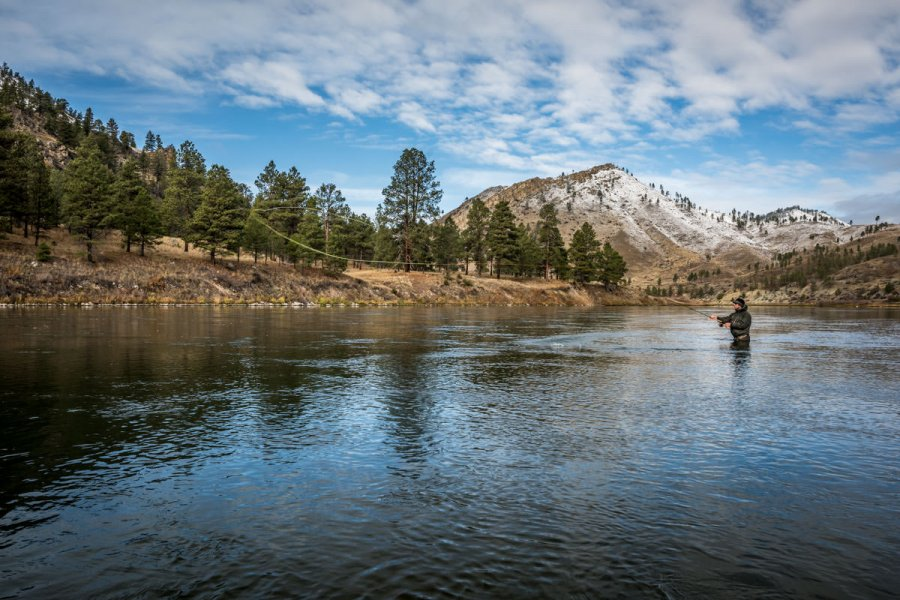Reading Water for Trout Spey Fishing
