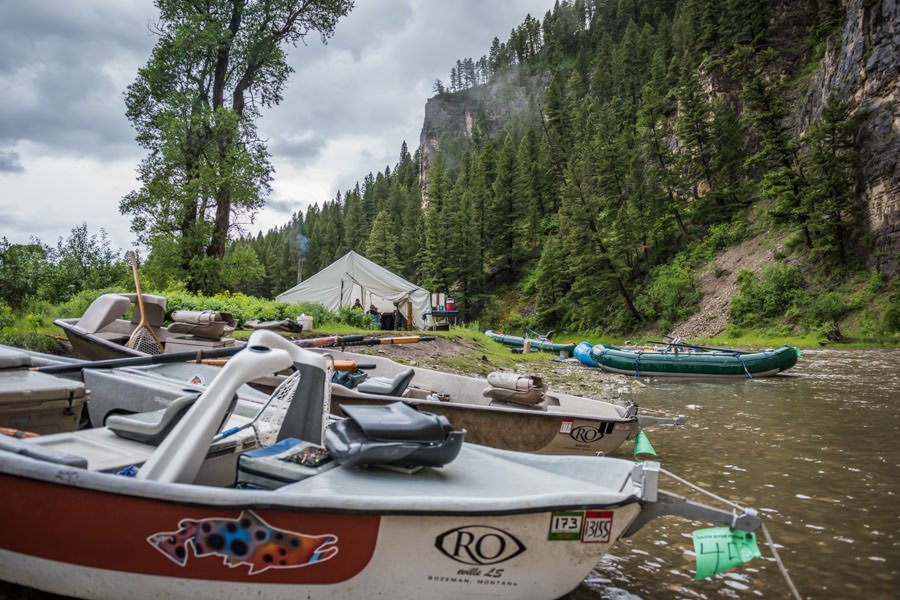 A Seasonal Guide to Fly Fishing Montana's Smith River
