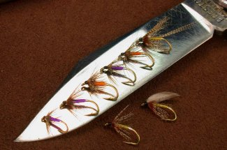 Flies for Montana Rivers: Soft Hackles