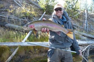 strategies for fishing in october