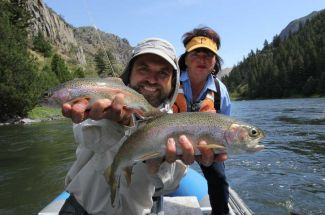 Smith River Fly Fishing