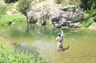 Fishing Montana off the beaten path