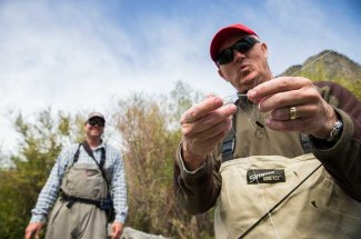 Fly fishing knots: From reel arbor to fly