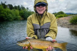 Rio Pico brown trout