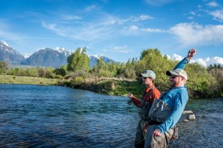 Expert advice by Montana Angler guides
