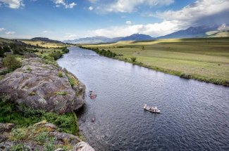 The Upper Madison River fishing trips