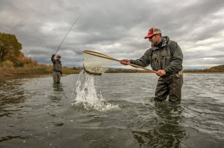 Success on the Yellowstone River
